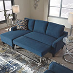 Signature Design By Ashley® Jarreau Sofa Chaise Sleeper