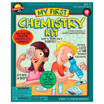 Scientific Explorer My First Chemistry Kit 22-pc. Discovery Toy