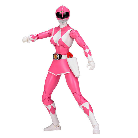 Power Rangers Legacy Mighty Morphin Movie Pink Ranger Action Figure