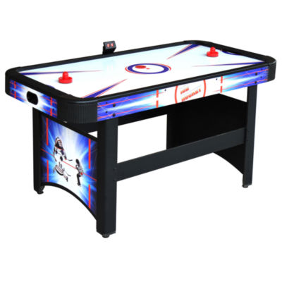 Hathaway Patriot 5-Ft Air Hockey Table