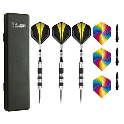 Hathaway The Tempest Steel Tip Darts