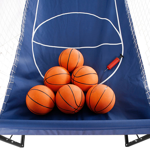 Hathaway Hoops Dual Arcade Basketball Game