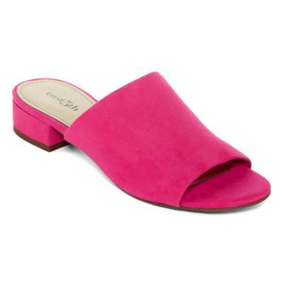 east 5th Sage Womens Slide Sandals