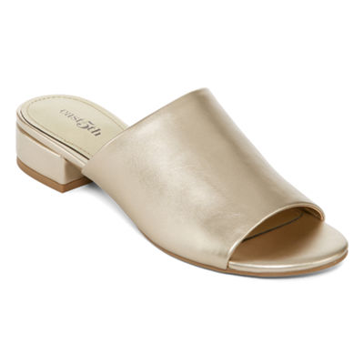 east 5th Sage Womens Slide Sandals