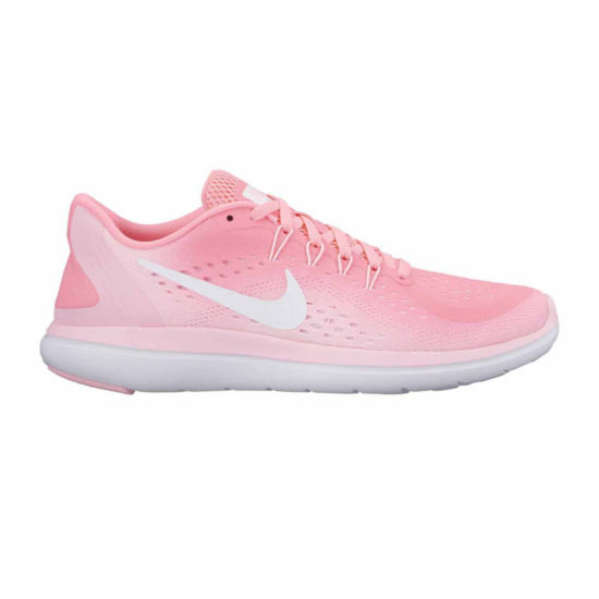 Nike Flex 2017 Run Womens Running Shoes Lace-up