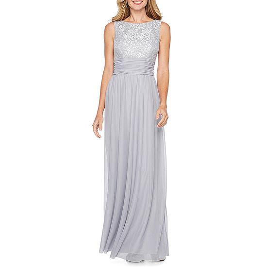 Jessica Howard Sleeveless Evening Gown