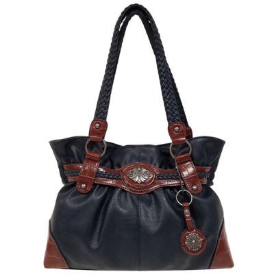 St. John's Bay Textured Hobo Bag