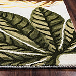 Rizzy Home Cabot Bay Collection Adalyn Hawaiian/Tropical Rectangular Rugs