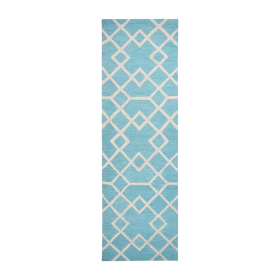 Rizzy Home Caterine Collection Jordyn Geometric Rectangular Rugs