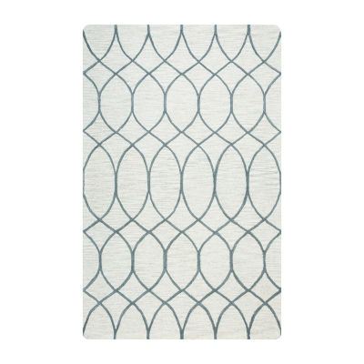 Rizzy Home Caterine Collection Natalie Geometric Rugs