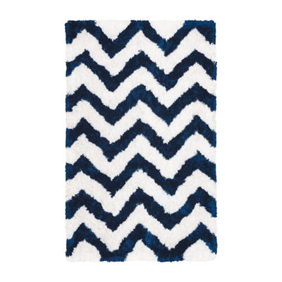 Rizzy Home Commons Collection Brooklyn Chevron Rugs