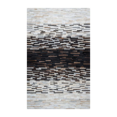 Rizzy Home Cumberland Pass Collection Angelina Color Block Rugs