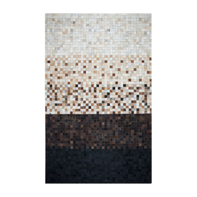 Rizzy Home Cumberland Pass Collection Gracie ColorBlock Rugs