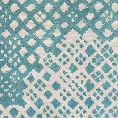 Rizzy Home Pandora Collection Mckenna Abstract Rugs