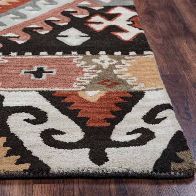 Rizzy Home Southwest Collection Haley Pattern Rugs