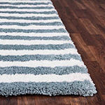 Rizzy Home Tabor Belle Collection Shelby Stripe Rugs