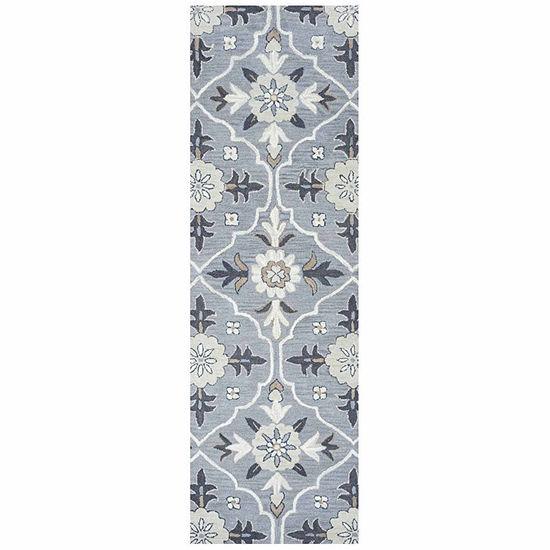 Rizzy Home Valintino Collection Faith Oriental Rectangular Rugs