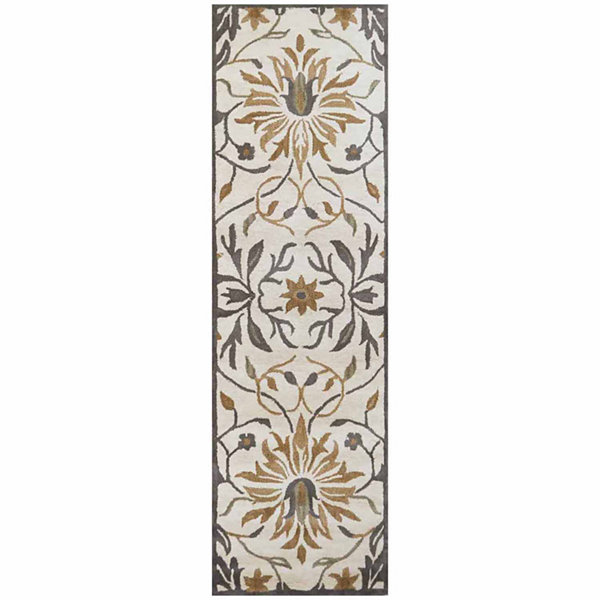Rizzy Home Valintino Collection Lilah Medallion Rectangular Rugs
