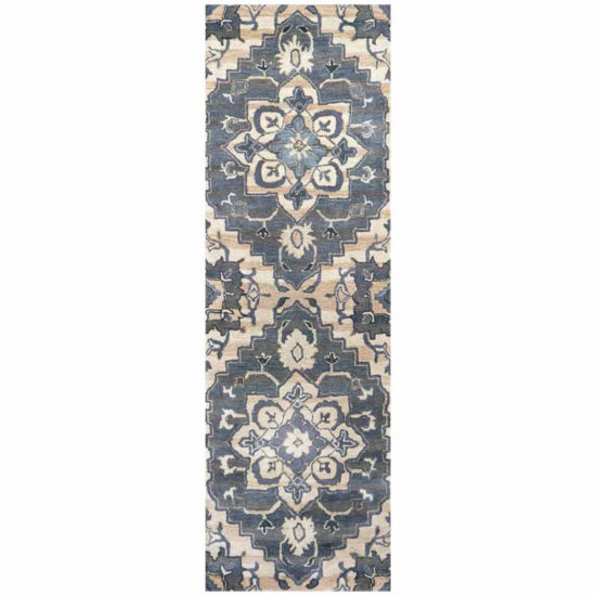 Rizzy Home Valintino Collection Madilyn MedallionRectangular Rugs