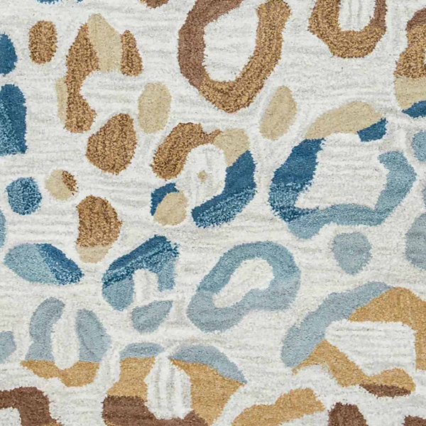 Rizzy Home Valintino Collection Sloane Animal Rectangular Rugs