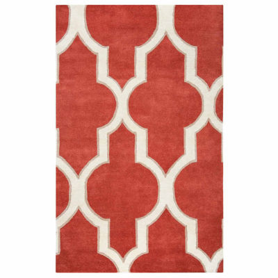 Rizzy Home Volare Collection Cadence Geometric Rugs