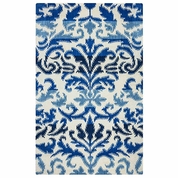 Rizzy Home Volare Collection Isabelle Damask Rugs