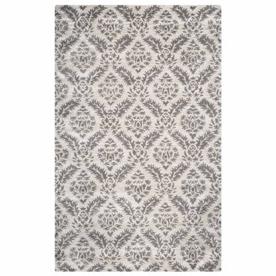 Rizzy Home Volare Collection Kendra Damask Rugs