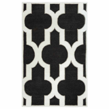 Rizzy Home Volare Collection Nadia Geometric Rugs