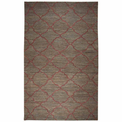 Rizzy Home Whittier Collection Heaven Geometric Rectangular Rugs