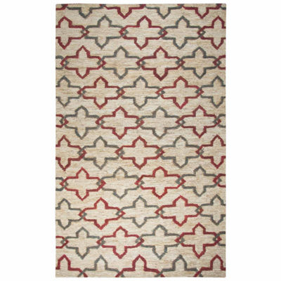 Rizzy Home Whittier Collection Kaydence GeometricRectangular Rugs