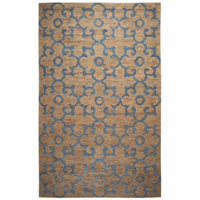 Rizzy Home Whittier Collection Lana Geometric Rectangular Rugs