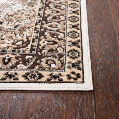 Rizzy Home Xcite Collection Mckinley Medallion Rectangular Rugs