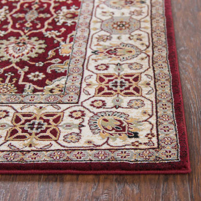 Rizzy Home Zenith Collection Gianna Oriental Rectangular Rugs