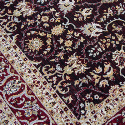 Rizzy Home Zenith Collection Kennedi Oriental Rectangular Rugs