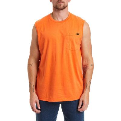 Stanley Sleeveless Crew Neck T-Shirt