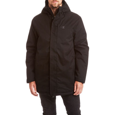 Champion Hooded Overcoat Big and Tall