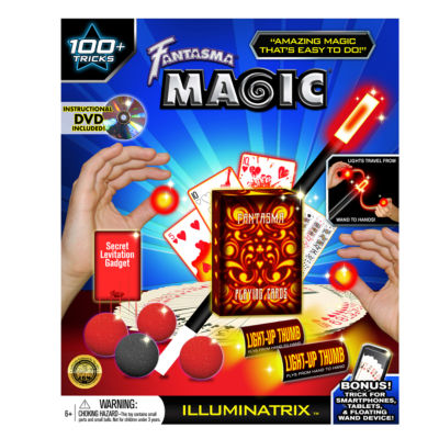 Fantasma Magic - 100 Trick Illuminatrix Magic Set