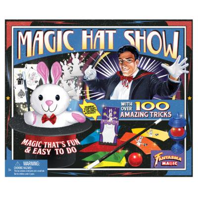 Fantasma Magic - 100 Tricks Retro Magic Hat Show