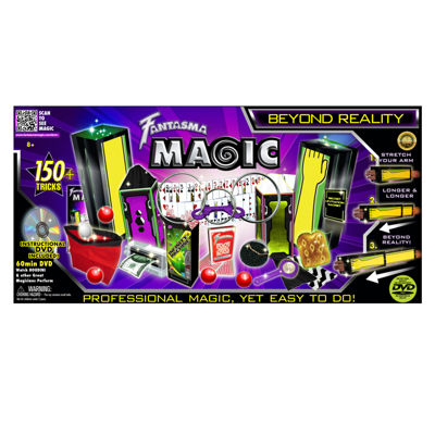 Fantasma Magic - 150 Beyond Reality Magic Tricks