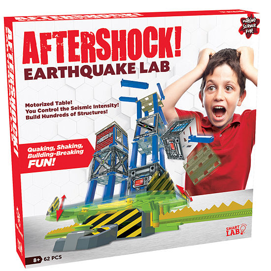 Smart Lab - AFTERSCHOCK! Earthquake Lab