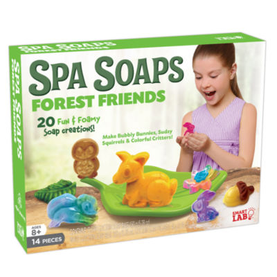 Smart Lab - All Natural Forest Friends Spa Soaps