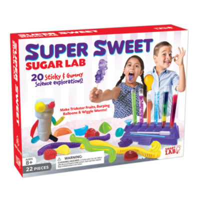 Smart Lab - Super Sweet Sugar Lab