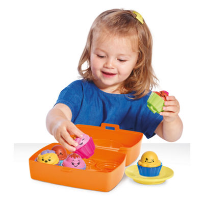 TOMY - Toomies Shake and Sort Cupcakes