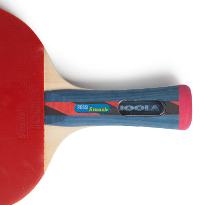 JOOLA Expert Table Tennis Tour Case (Includes TwoRossi Smash Rackets and 18 Balls)