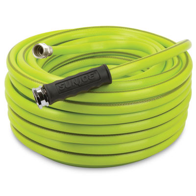 Sun Joe 75-Foot 5/8-Inch Heavy-Duty Garden Hose