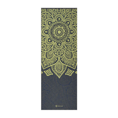 Gaiam Sundial Layers Yoga Mat (6MM)