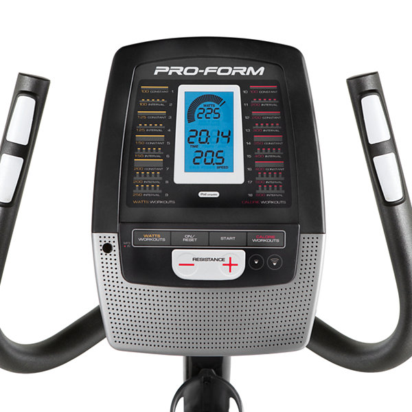 Proform 235 CSX Recumbent Exercise Bike