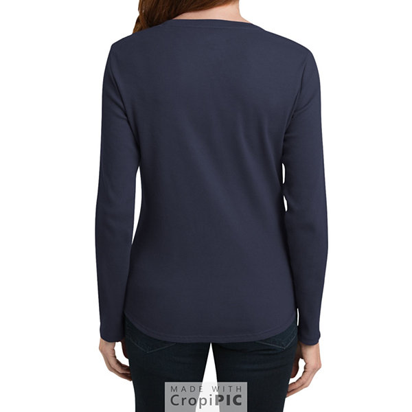 Dickies® Long Sleeve Stretch Thermal Shirt