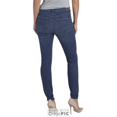 Dickies® Perfect Shape Skinny Stretch Denim Jean