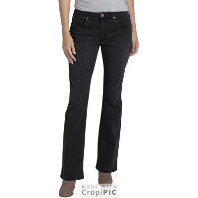 Dickies® Perfect Shape Bootcut Stretch Denim Jean